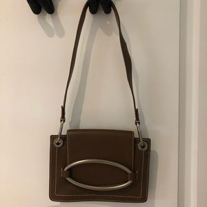 Dkny small leather bag